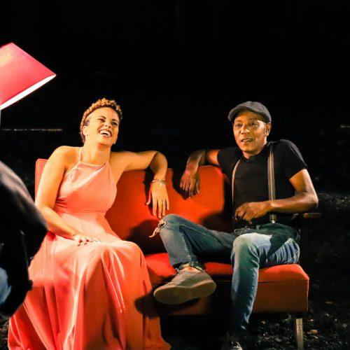 Cremilda Medina e Tito Paris juntos pela Morna